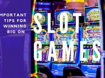 เคล็ดลับสำคัญในการชนะรางวัลใหญ่บน slot game