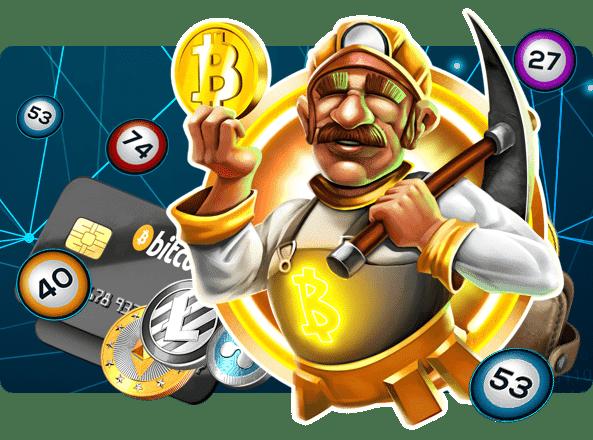 แนะนำเกมสล็อต Cryptomania