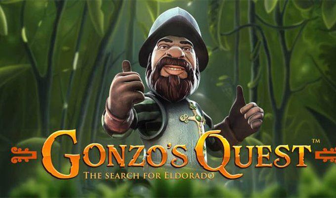เกมสล็อต GONZO'S QUEST จากค่าย 168slotxo