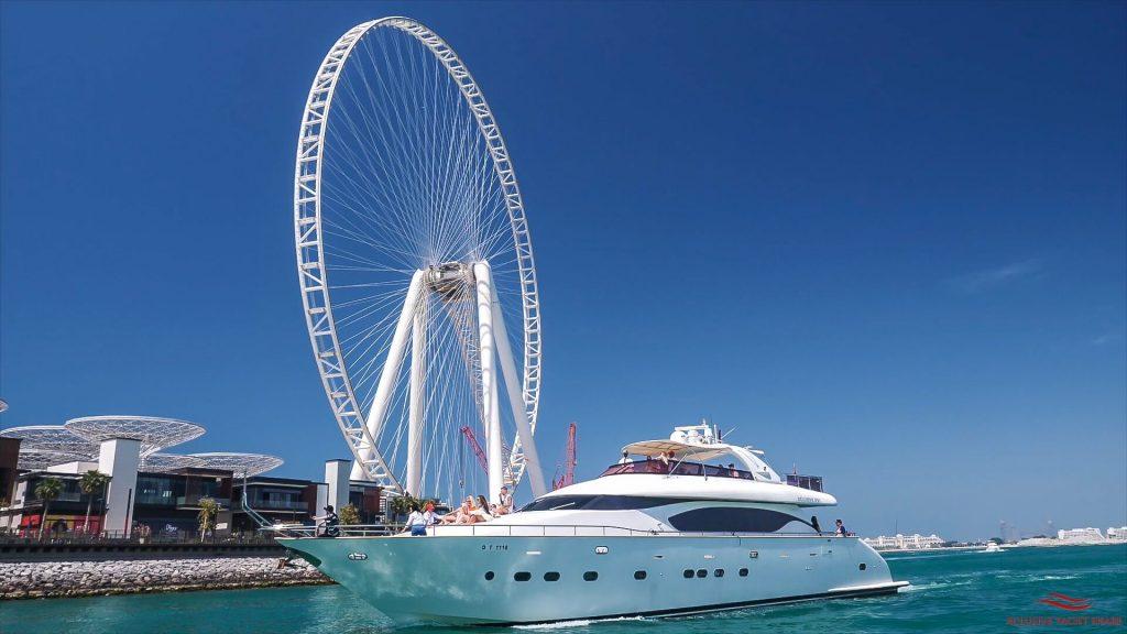 5 เหตุผล ว่าทำไมคุณต้องจอง Yacht trip ในดูไบ