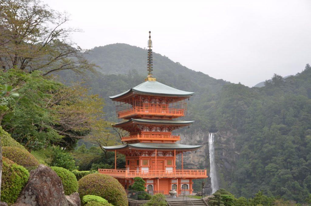 Seigantoji Temple จังหวัด Wakayama
